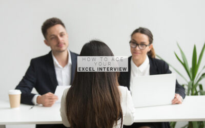 How to ace your excel interview